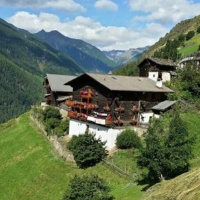 Schnals-Bauernhof
