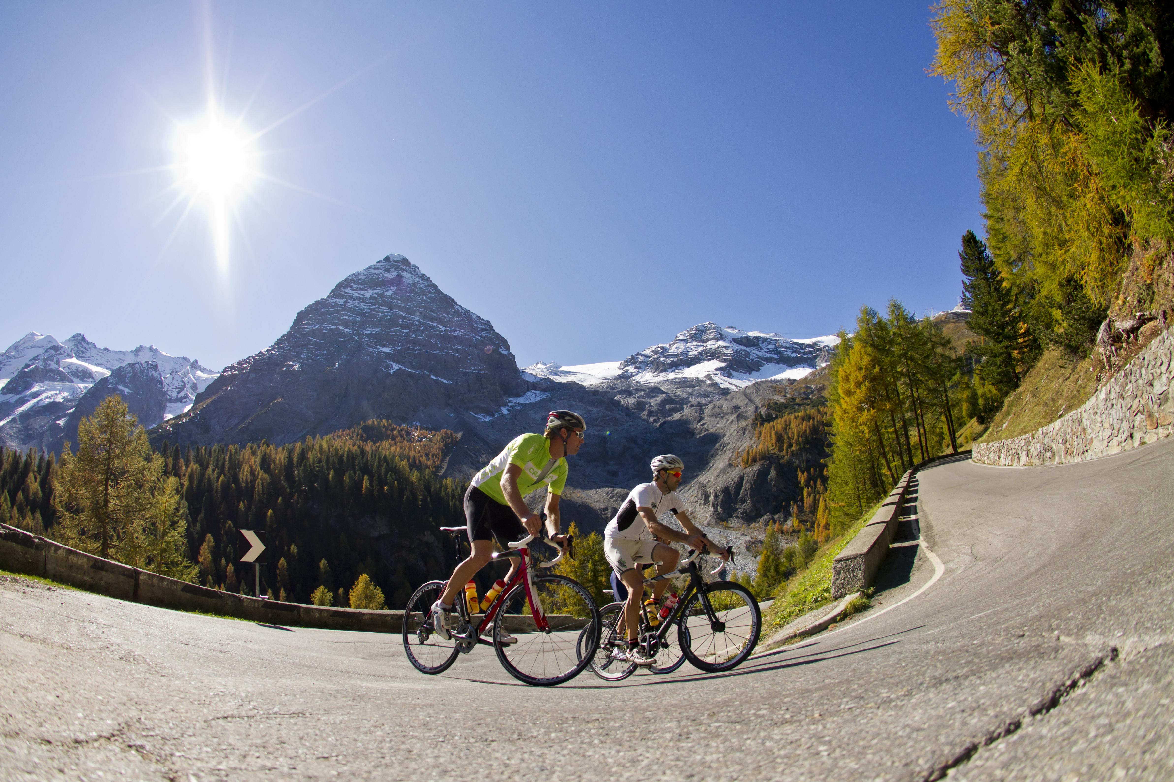 Rennradfahren Südtirol