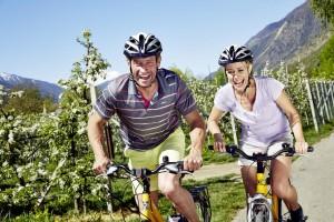 Südtirol Radfahren