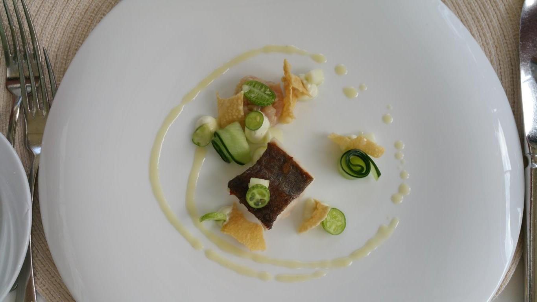 Fischmenü Preidlhof