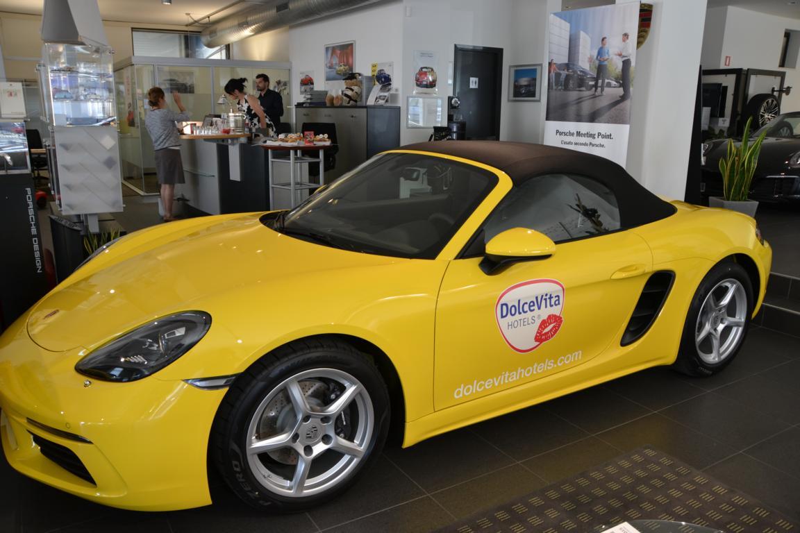 Porsche DolceVita