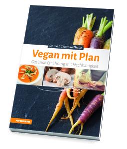 Vegan mit Plan Buchcover