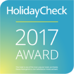 Holidaycheck Award 2017