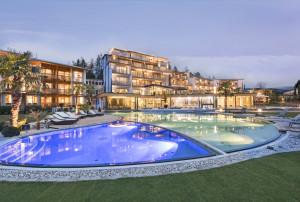 Hotelansicht Alpiana