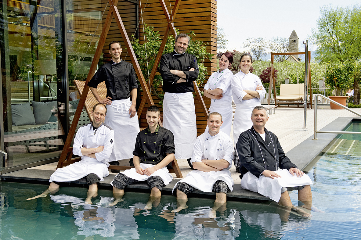 Hotels in Südtirol: Der DolceVita Mitarbeiterclub