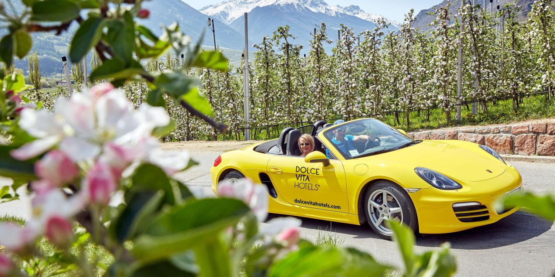 Cabrio Porsche Boxster