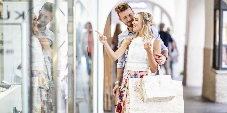 Einkaufen / Shoppen