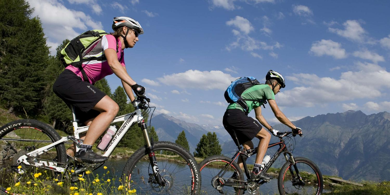 Escursioni in bici mtb