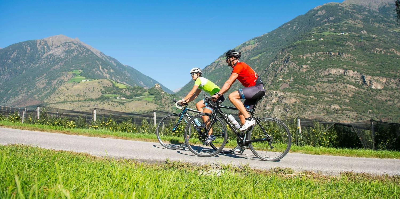 Itinerari in bici da corsa