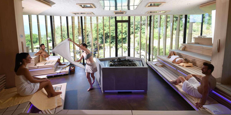 Mondo delle saune