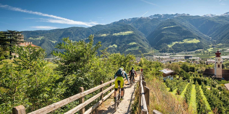 Mountainbike-Tourenplaner