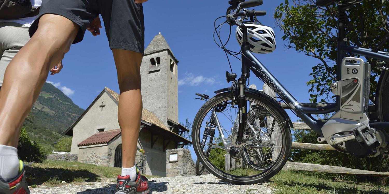 Tourenplaner: E-Bike
