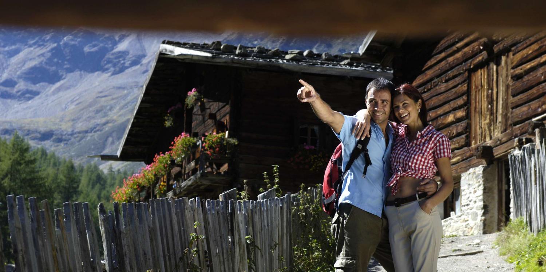 Wandertour: Höfewanderung am Sonnenberg
