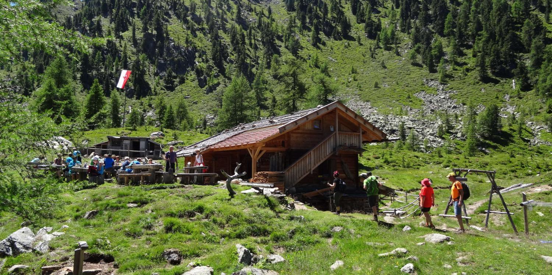 Wandertour: Höfewanderung Schnals-Naturns