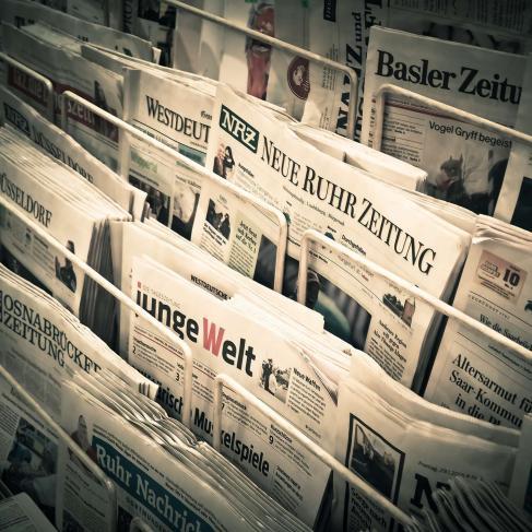 Zeitungen & Zeitschriften digital