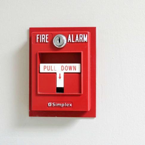 allarme antincendio