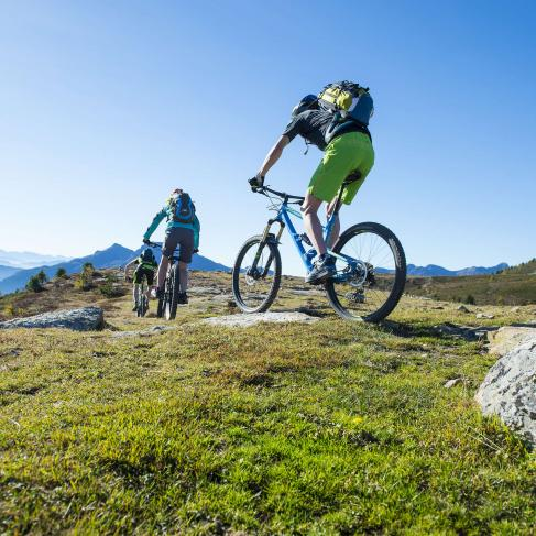 Mountainbike - GPS