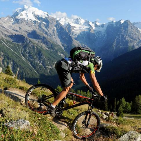 Mountainbike - Tourenplaner