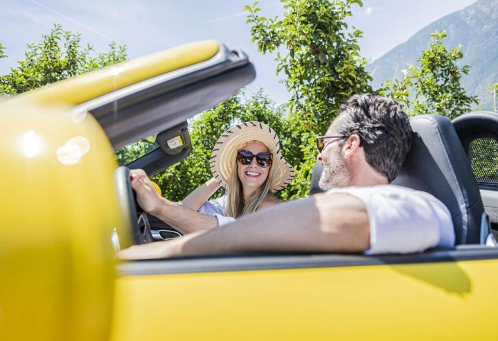Cabrio & Vespa