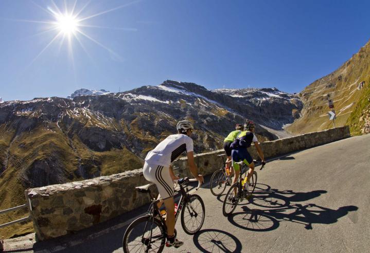 Rennradhotel in Südtirol